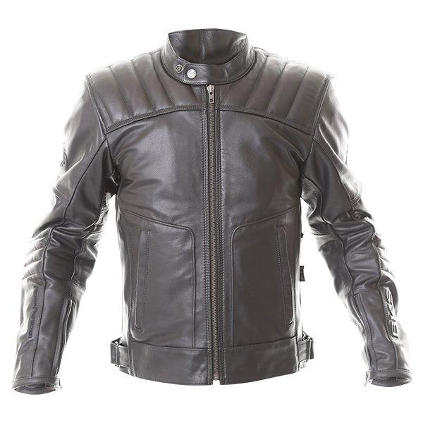 BKS Oakmere Jacket Black Front