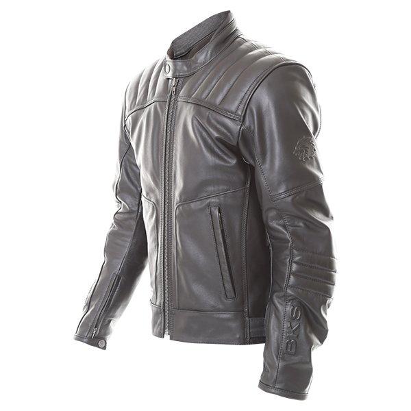 BKS Oakmere Jacket Black Side