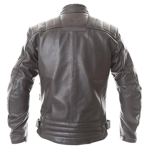 BKS Oakmere Jacket Black Back