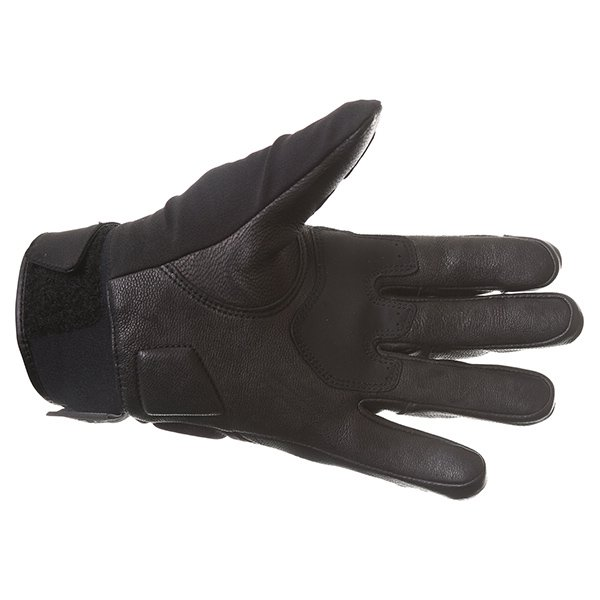 Alpinestars Syncro DS Black Motorcycle Gloves Palm