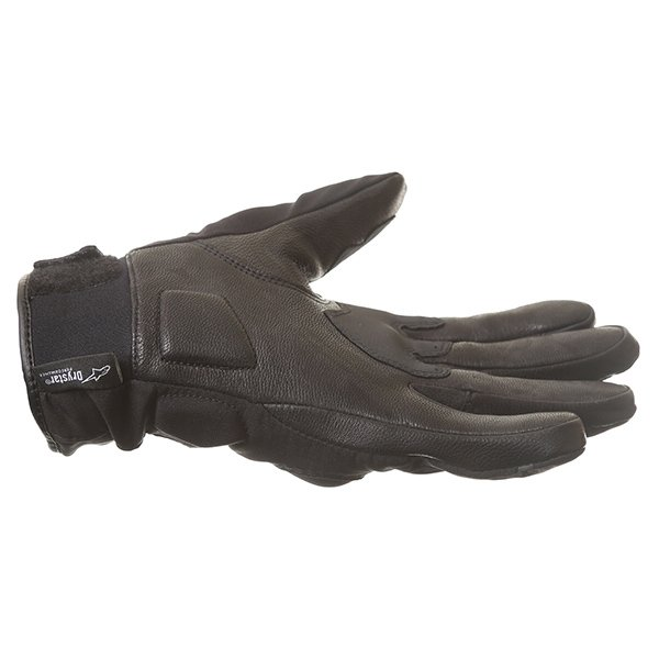 Alpinestars Syncro DS Black Motorcycle Gloves Little finger side