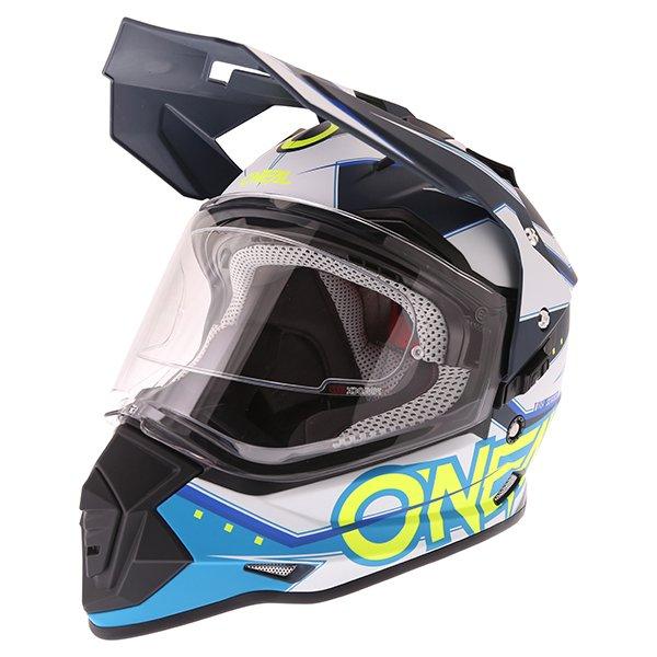 Sierra II Slingshot Helmet Blue Oneal