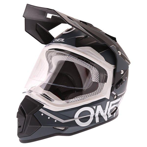 Sierra II Slingshot Helmet Black Adventure & Touring Motorcycle Helmets