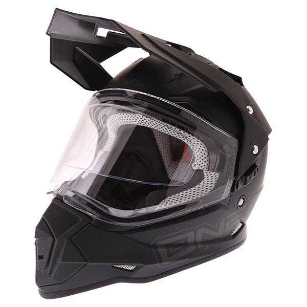 Sierra II Helmet Matt Black Oneal