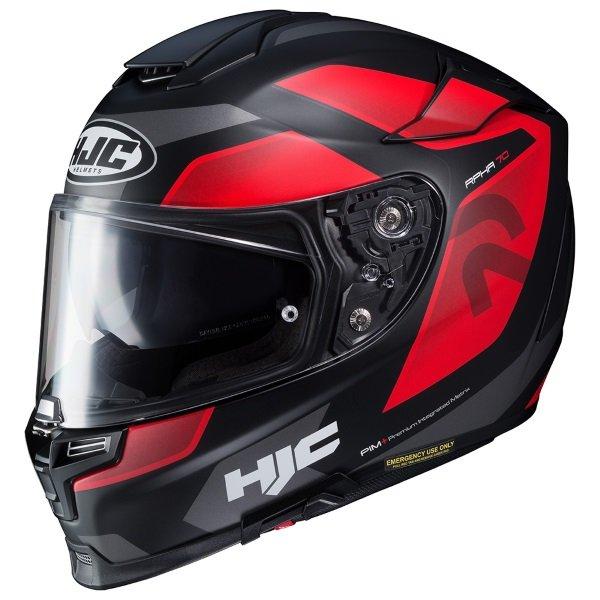 Rpha 70 Grandal Helmet Red