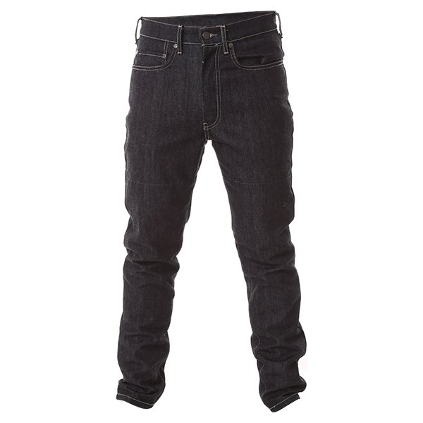 Stealth 17 Mens Slim Jeans Black Bull-it Jeans