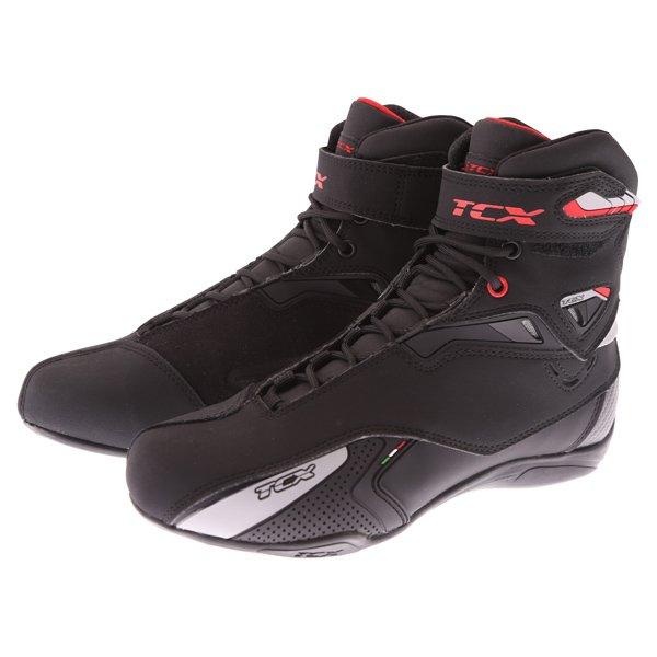 Rush WP Boots Black