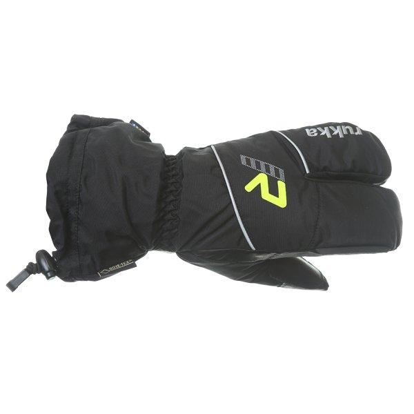 GTX 3 Chamb Gloves Black Gloves