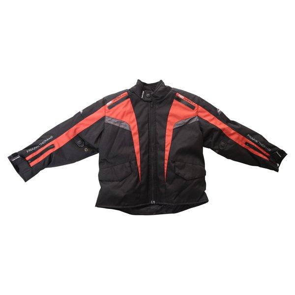 Tornado Kids Jacket Black Red Kid's Clothing
