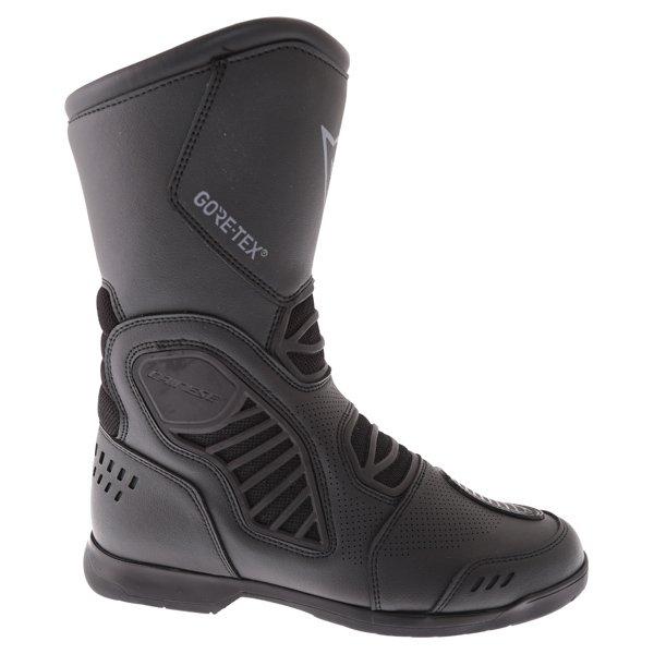 Dainese Solarys Goretex Black Motorcycle Boots Outside leg