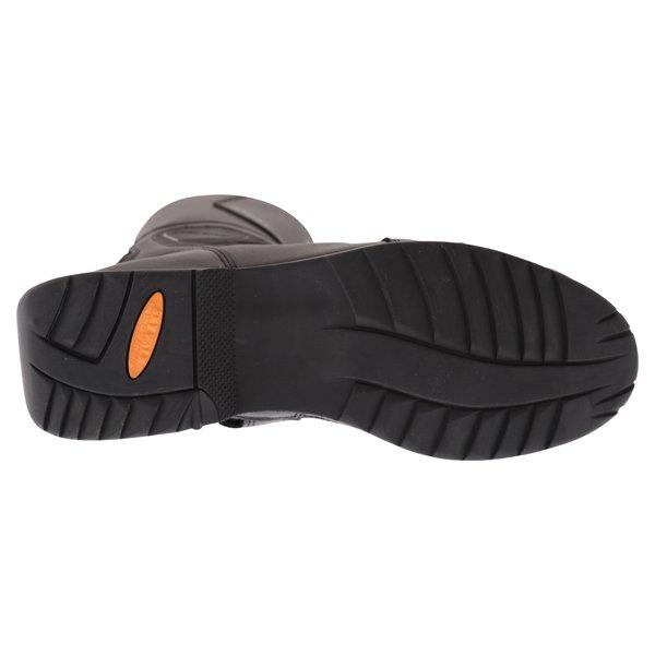 Dainese Solarys Goretex Black Motorcycle Boots Sole