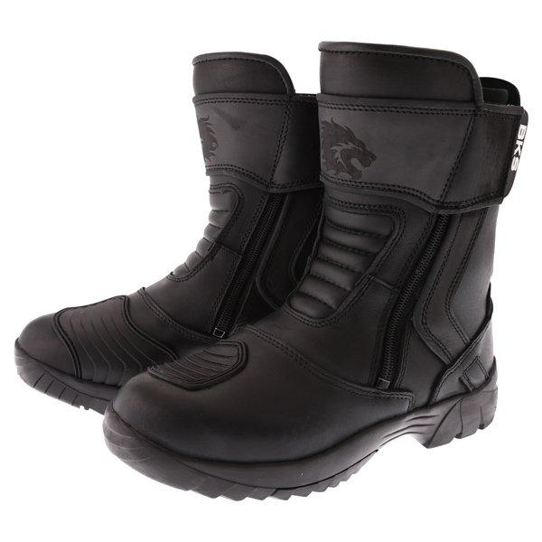 Storm WP Short Boots Black Boots