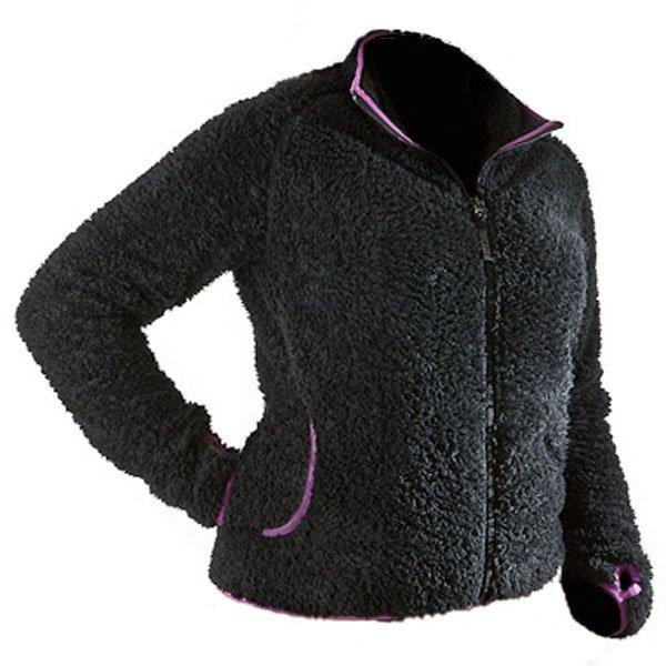 EDZ Yeti Jacket Womens Black Ladies - 8