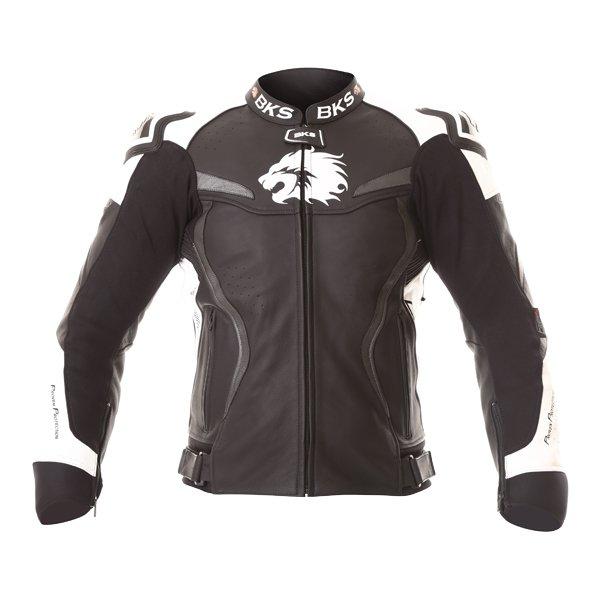 Evolution Pro Jacket Black White BKS Clothing