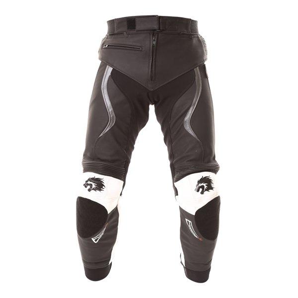 Evolution Pro Jeans Black White BKS Clothing