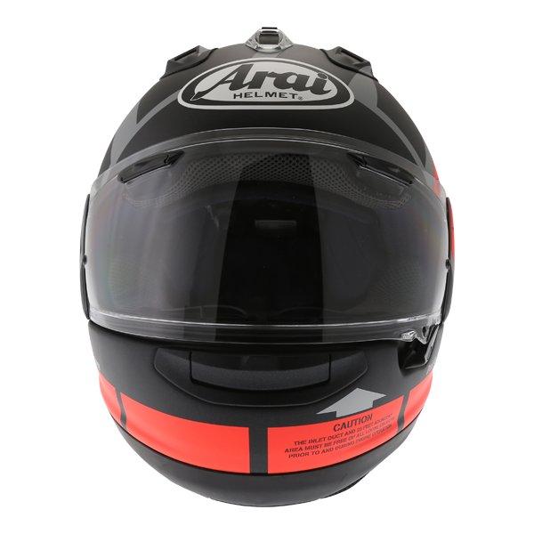 Arai RX-7V Maverick Full Face Motorcycle Helmet Front
