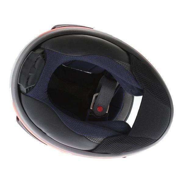 Arai RX-7V Maverick Full Face Motorcycle Helmet Inside