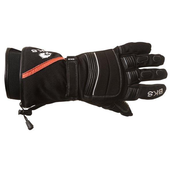 Heaton Gloves Black Winter Gloves
