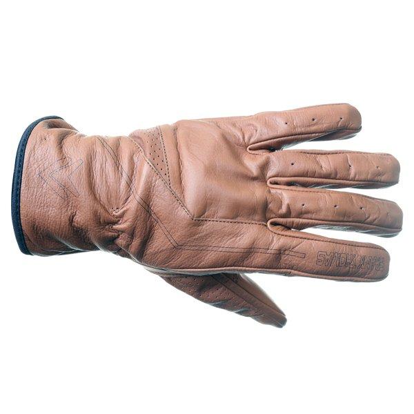 01-17 Modica Gloves Brown Summer Gloves