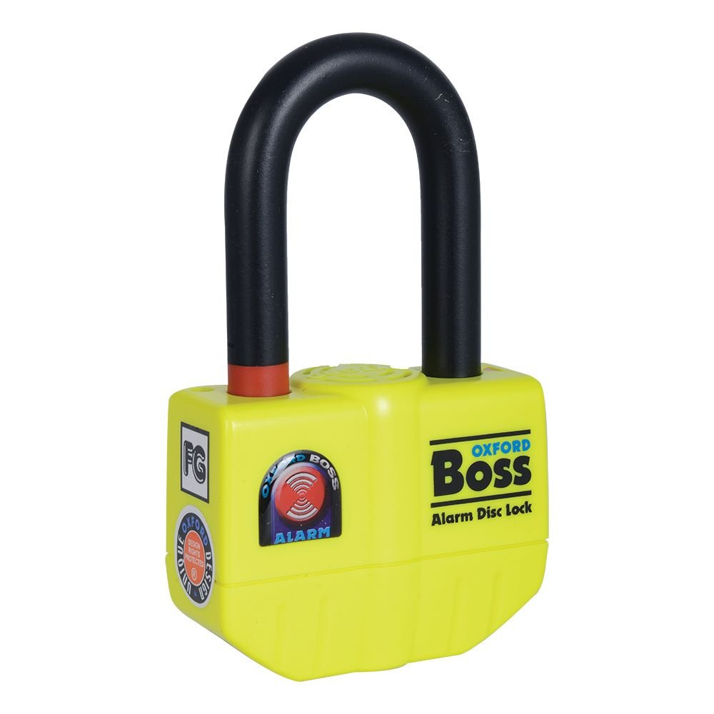 Boss Alarm Disc Lock 16Mm