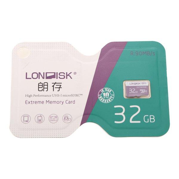Bike Bro 32GB SD Card