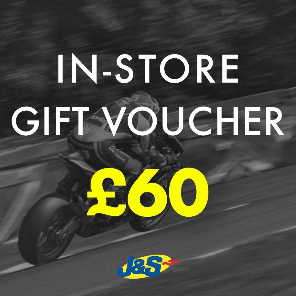J&S £60 Gift Voucher
