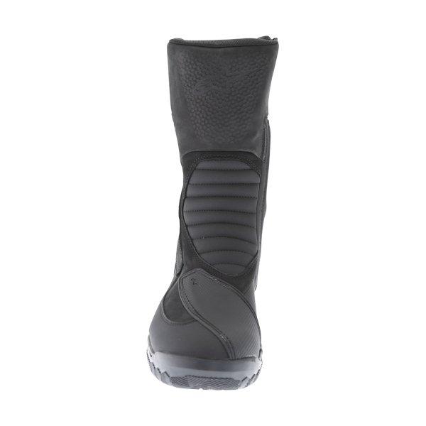 Alpinestars Campeche Drystar Black Motorcycle Boots Front