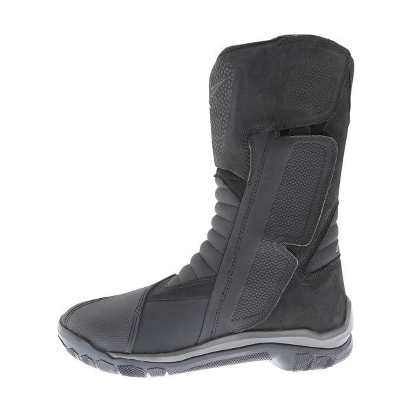 Alpinestars Campeche Drystar Black Motorcycle Boots Inside leg