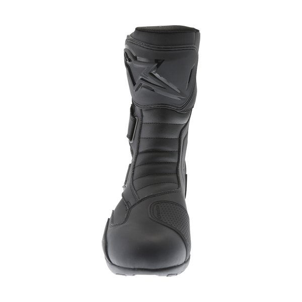 Alpinestars Radon Drystar Black Motorcycle Boots Front