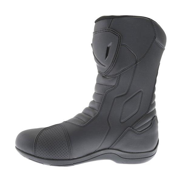 Alpinestars Radon Drystar Black Motorcycle Boots Inside leg