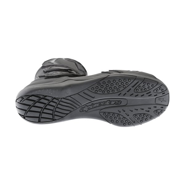 Alpinestars Radon Drystar Black Motorcycle Boots Sole