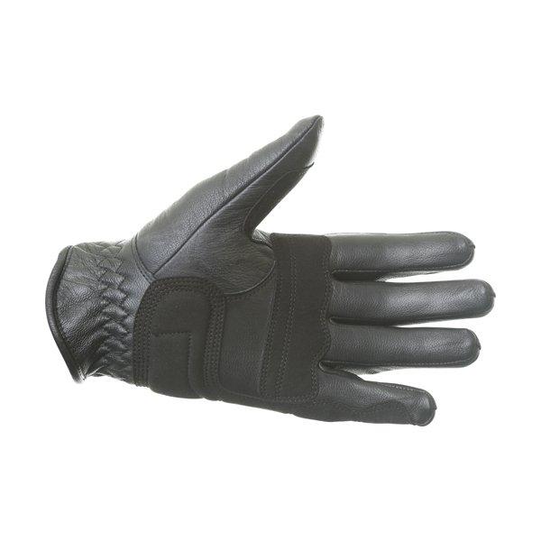 Alpinestars Robinson Black Motorcycle Gloves Palm