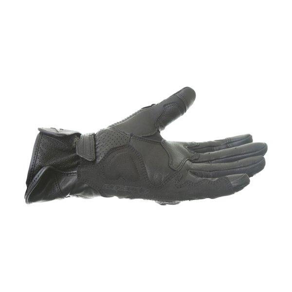 Alpinestars SP-2 V2 Black Motorcycle Gloves Little finger side