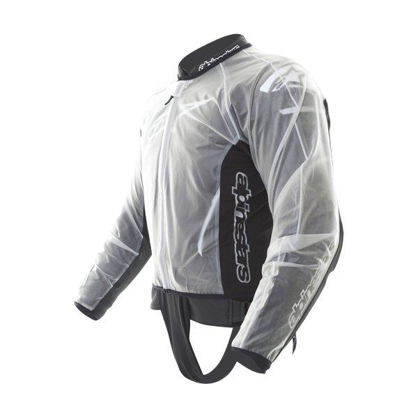 Alpinestars Clear Racing Rain Jacket Side