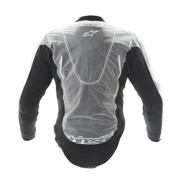 Alpinestars Clear Racing Rain Jacket Back