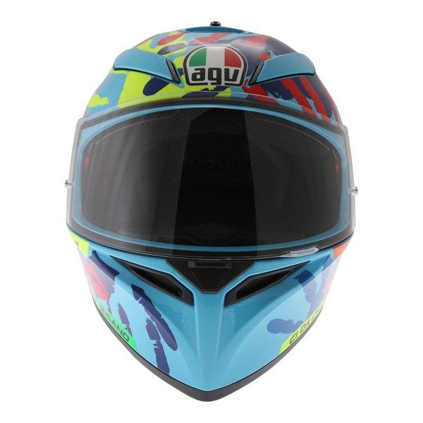 AGV K3 SV Misano 2014 Full Face Motorcycle Helmet Front