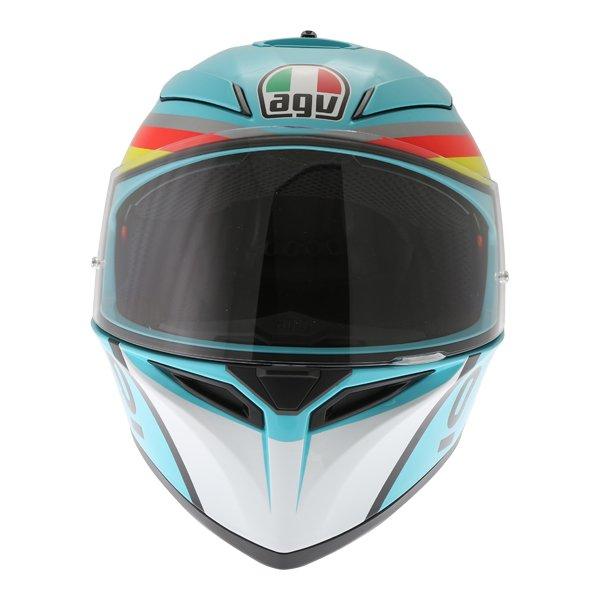 AGV K3 SV Mir 2017 Full Face Motorcycle Helmet Front