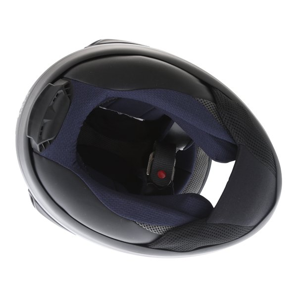 Arai QV Dark Citizen Full Face Motorcycle Helmet Inside