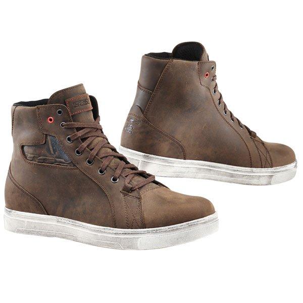 Street Ace WP Boots Dakar Brown Boots