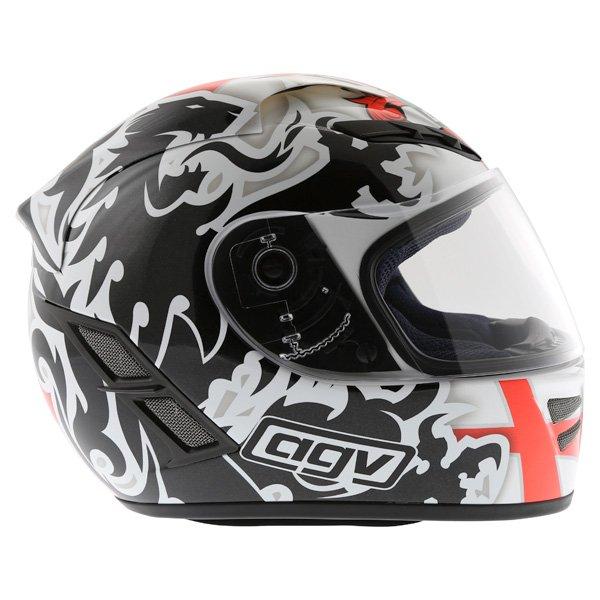 AGV Stealth Helmet St George Size: XS