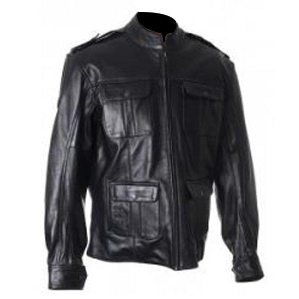 Frank Thomas FTL311 Richmond Jacket Black Front