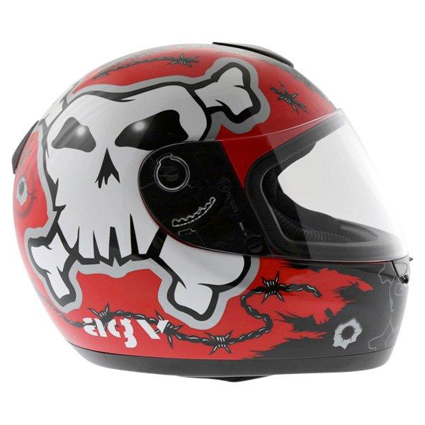 AGV K Series Urban Defender Full Face Motorcycle Helmet Right Side