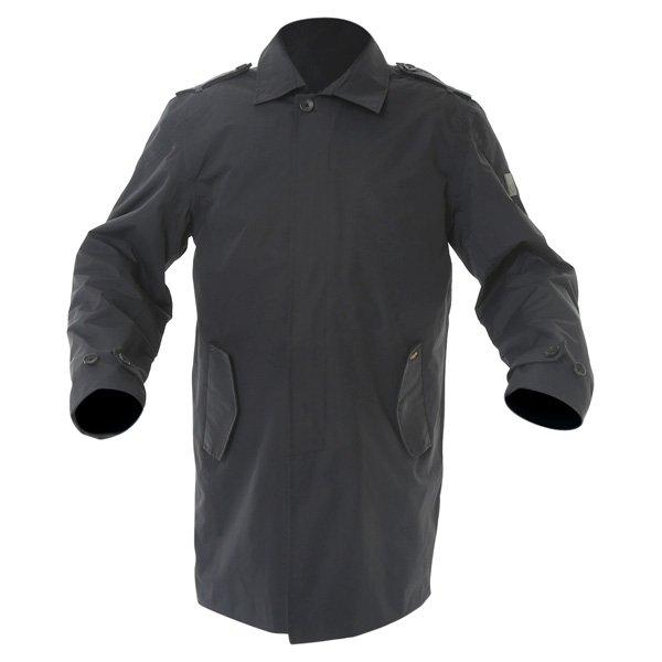 Armadillo Alex Mens Black Textile Motorcycle Jacket Front