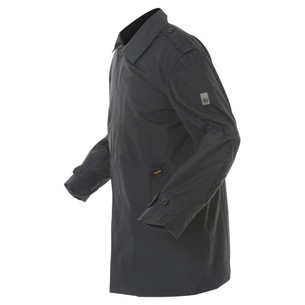 Armadillo Alex Mens Black Textile Motorcycle Jacket Side