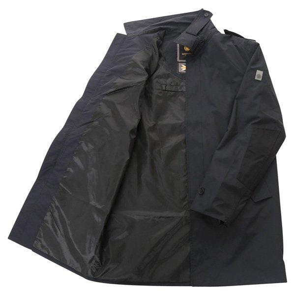 Armadillo Alex Mens Black Textile Motorcycle Jacket Inside