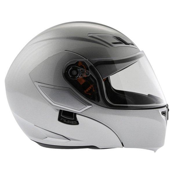 AGV Numo Silver Helmet Right Side