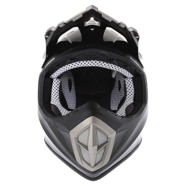 BKS Freestyle MX Carbon Helmet Front