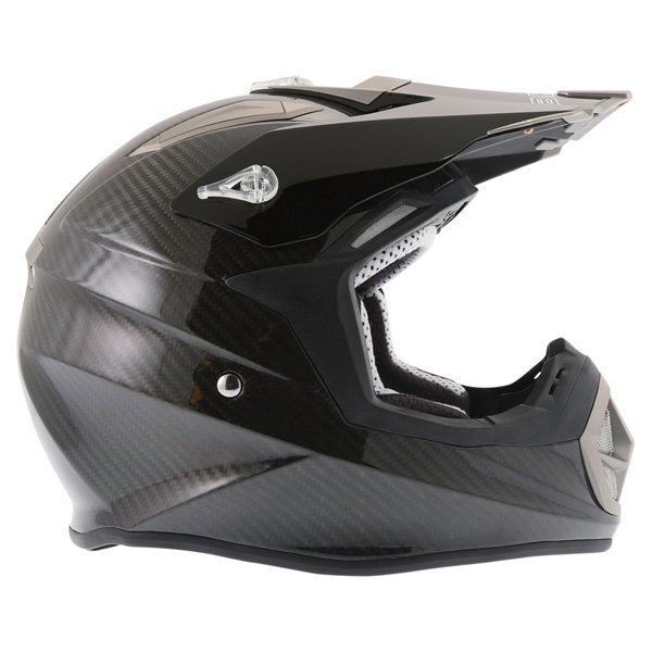 BKS Freestyle MX Carbon Helmet Right Side