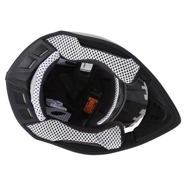 BKS Freestyle MX Carbon Helmet Inside