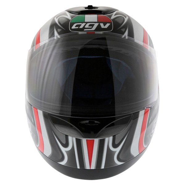 AGV K Series Orient Red Helmet Front
